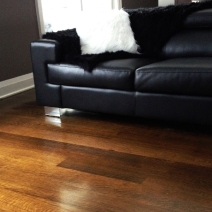 New Rift Oak with stain Creemore