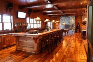Reclaimed Hemlock Bar Haliburton