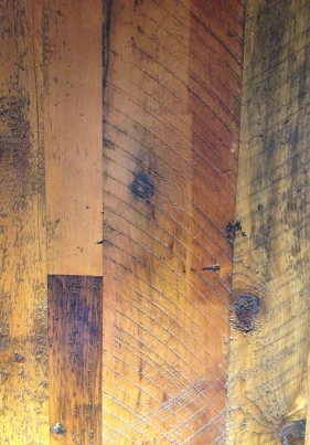 Reclaimed Original Pine