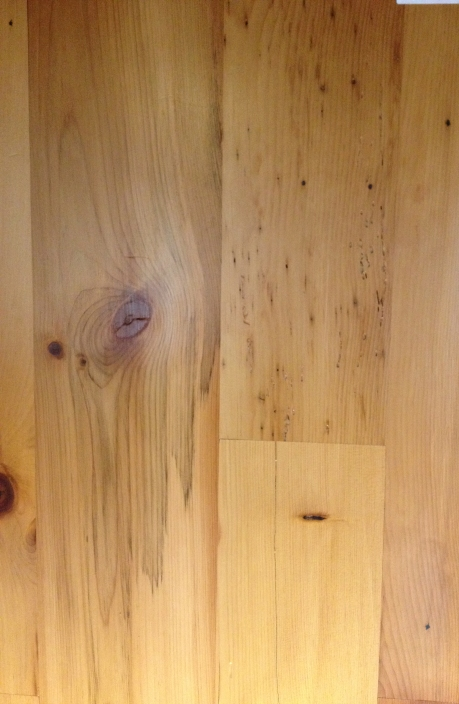 Reclaimed Re-sawn Pine