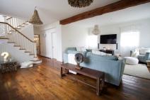 Reclaimed Original Face Pine Livingroom