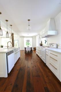 Reclaimed Original Face Pine Kitchen